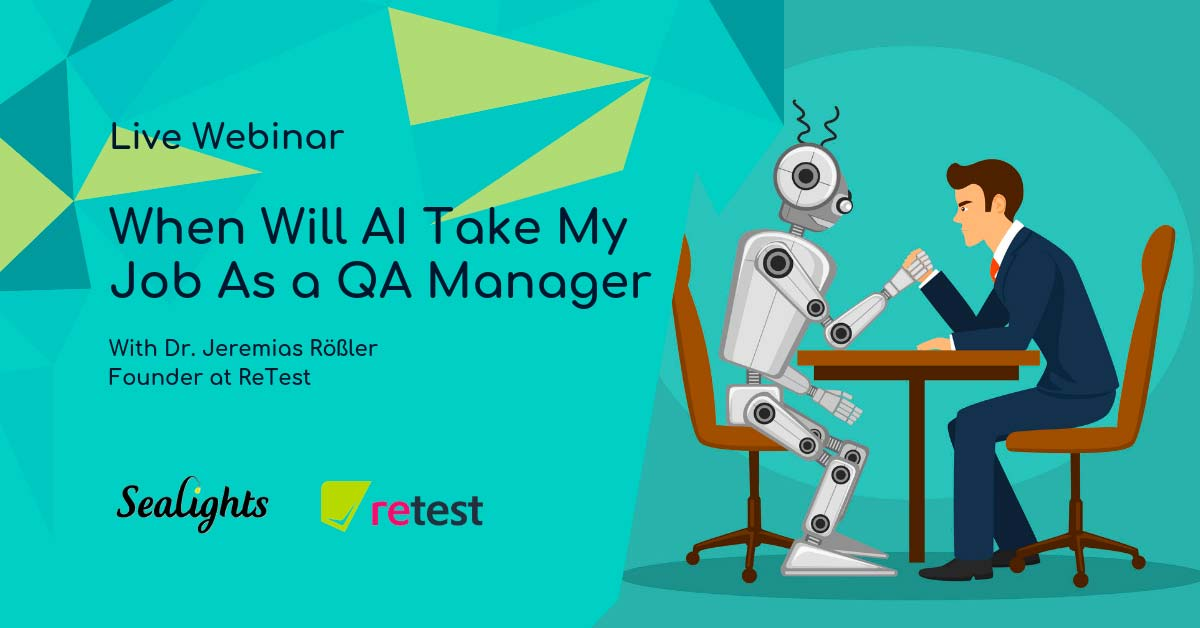 When Will AI Take My Job As a QA Manager