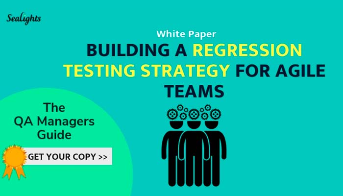 Building a Regression Testing Strategy for Agile Team