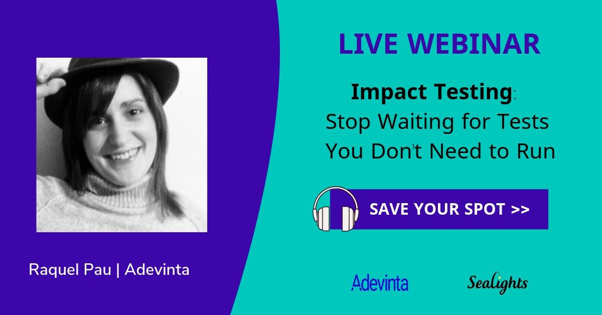 Impact Testing: Stop Waiting for Tests You Don't Need to Run