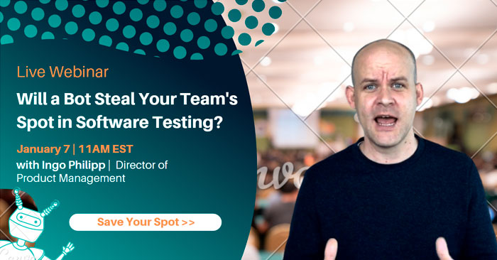 Will a Bot Steal Your Team's Spot in Software Testing?