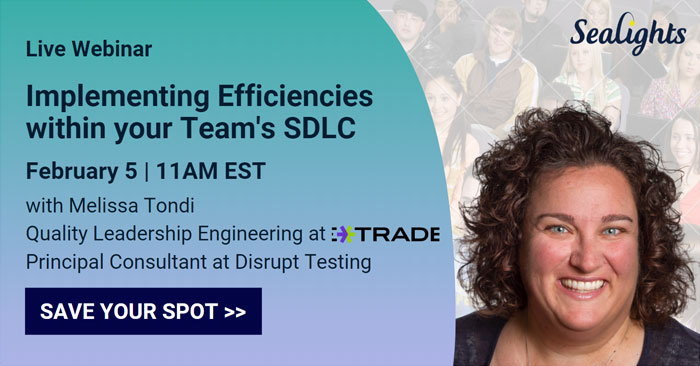 Implementing Efficiencies within your Team's SDLC