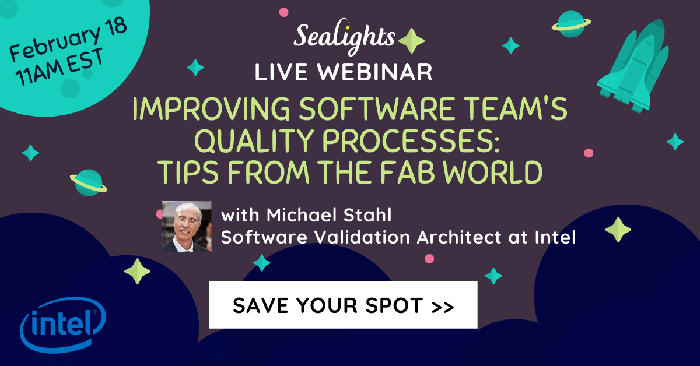 Improving Software Team's Quality Processes: Tips from the Fab World