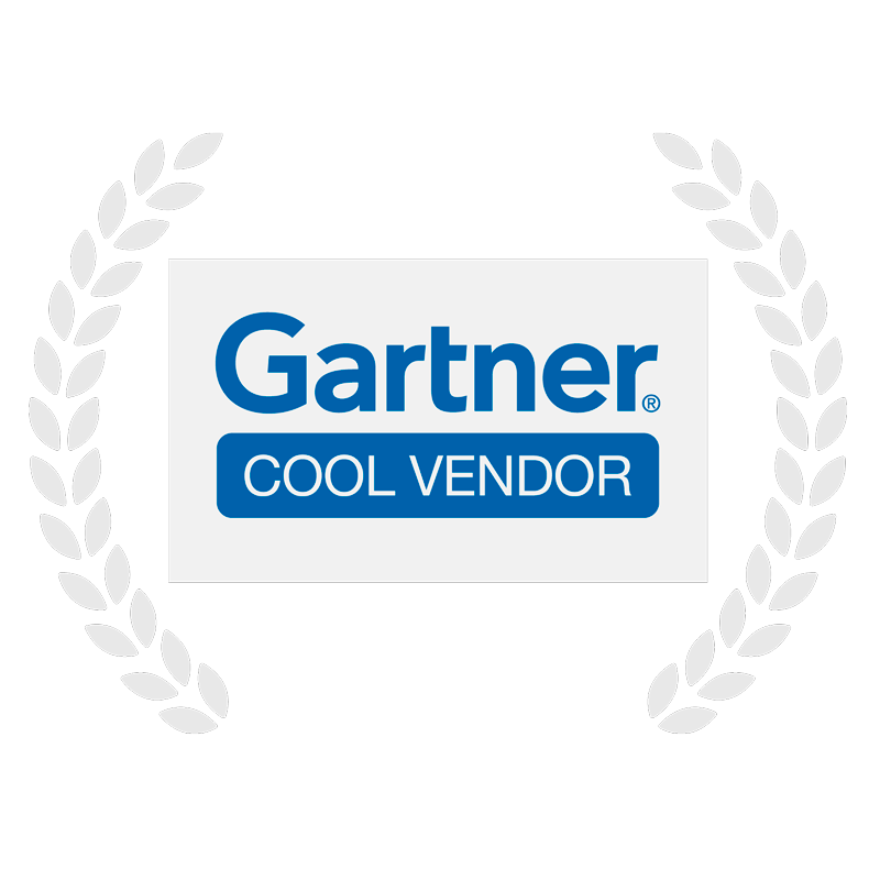 Named a Gartner Cool Vendor for Best Solution in Application Development and Platforms